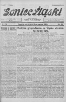 Goniec Śląski, 1933, R. 13, nr 214