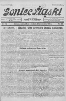 Goniec Śląski, 1933, R. 13, nr 219