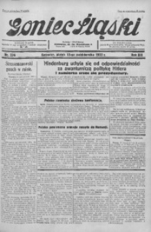 Goniec Śląski, 1933, R. 13, nr 236