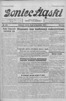 Goniec Śląski, 1933, R. 13, nr 245