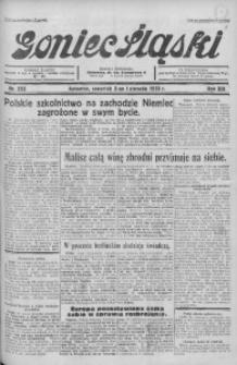 Goniec Śląski, 1933, R. 13, nr 252