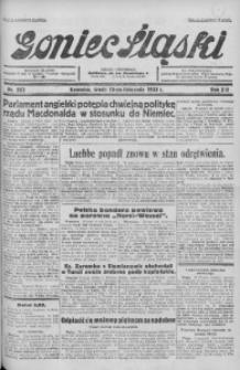 Goniec Śląski, 1933, R. 13, nr 263