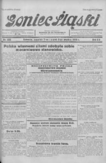 Goniec Śląski, 1933, R. 13, nr 282
