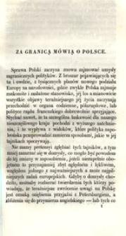 Przegląd Rzeczy Polskich. Zeszyt 9. Dnia 31 lipca 1860 roku