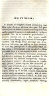 Przegląd Rzeczy Polskich. Zeszyt 12. Dnia 25 września 1860 roku