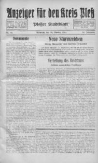 Anzeiger für den Kreis Pleß, 1934, Jg. 83, Nr. 79
