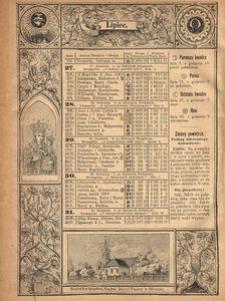 Kalendarz Maryański na Rok Pański 1911. R. 28