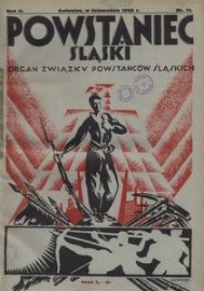 Powstaniec Śląski, 1928, R. 2, nr 11