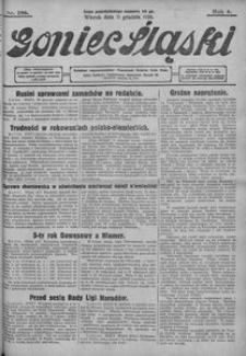 Goniec Śląski, 1928, R. 8, nr 286