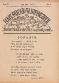 Mały Polak w Niemczech, 1926, R. 2, Nr. 5