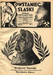 Powstaniec Śląski, 1929, R. 3, nr 3