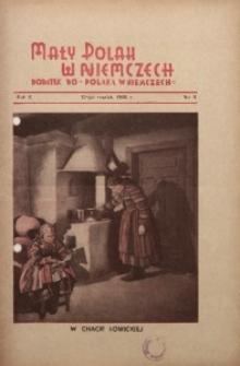 Mały Polak w Niemczech, 1935, R. 10, Nr. 3