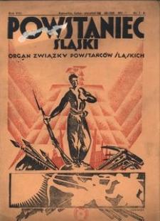 Powstaniec Śląski, 1934, R. 8, nr 7/8