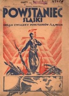 Powstaniec Śląski, 1934, R. 8, nr 11