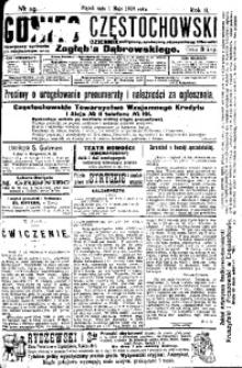 Goniec Częstochowski, 1908, R. 2, No 119