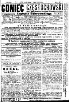 Goniec Częstochowski, 1908, R. 2, No 178