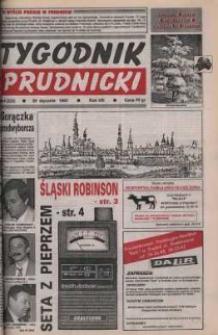 Tygodnik Prudnicki : Prudnik, Biała, Korfantów, Głogówek, Lubrza. R. 8, nr 4 (322).