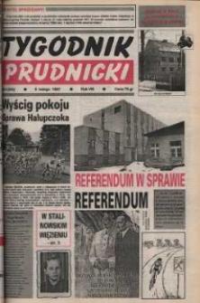 Tygodnik Prudnicki : Prudnik, Biała, Korfantów, Głogówek, Lubrza. R. 8, nr 6 (324).