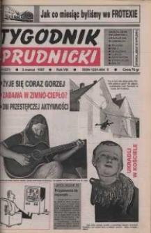 Tygodnik Prudnicki : Prudnik, Biała, Korfantów, Głogówek, Lubrza. R. 8, nr 9 (327).