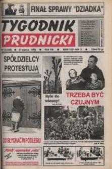 Tygodnik Prudnicki : Prudnik, Biała, Korfantów, Głogówek, Lubrza. R. 8, nr 12 (330).