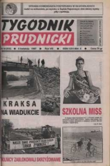 Tygodnik Prudnicki : Prudnik, Biała, Korfantów, Głogówek, Lubrza. R. 8, nr 14 (332).