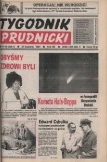 Tygodnik Prudnicki : Prudnik, Biała, Korfantów, Głogówek, Lubrza. R. 8, nr 17-18 (336-337) [335-336].