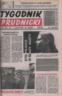 Tygodnik Prudnicki : Prudnik, Biała, Korfantów, Głogówek, Lubrza. R. 8, nr 22 (341) [340].