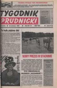 Tygodnik Prudnicki : Prudnik, Biała, Korfantów, Głogówek, Lubrza. R. 8, nr 25 (344) [343].
