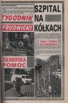 Tygodnik Prudnicki : Prudnik, Biała, Korfantów, Głogówek, Lubrza. R. 8, nr 32 (351) [350].
