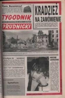 Tygodnik Prudnicki : Prudnik, Biała, Korfantów, Głogówek, Lubrza. R. 8, nr 37 (356) [355].