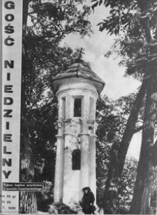 Gość Niedzielny, 1939, [R. 17], nr 28