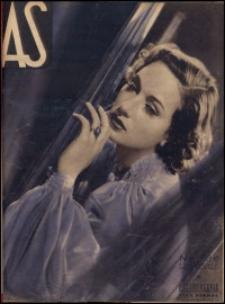As. Ilustrowany magazyn tygodniowy, 1937, R. 3, nr 36