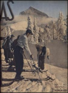As. Ilustrowany magazyn tygodniowy, 1937, R. 3, nr 50