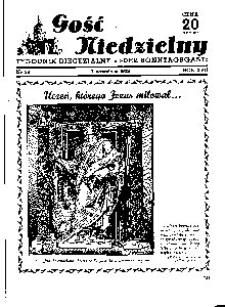 Gość Niedzielny, 1939, [R. 17], nr 38