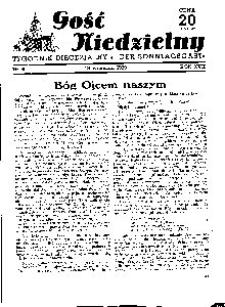 Gość Niedzielny, 1939, [R. 17], nr 39