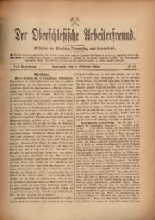 Der Oberschlesische Arbeiterfreund, 1906/1907, Jg. 7, No 80