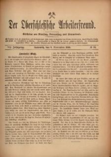 Der Oberschlesische Arbeiterfreund, 1906/1907, Jg. 7, No 93