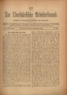 Der Oberschlesische Arbeiterfreund, 1906/1907, Jg. 7, No 100