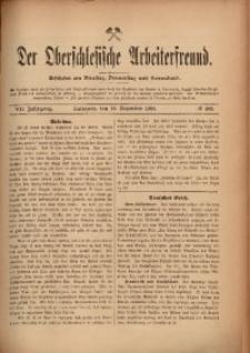 Der Oberschlesische Arbeiterfreund, 1906/1907, Jg. 7, No 108