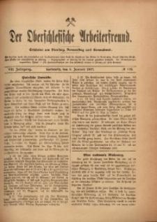 Der Oberschlesische Arbeiterfreund, 1906/1907, Jg. 7, No 118