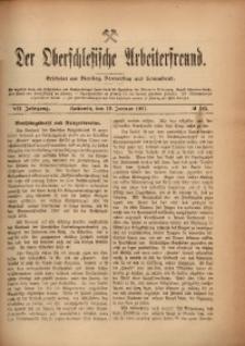 Der Oberschlesische Arbeiterfreund, 1906/1907, Jg. 7, No 123