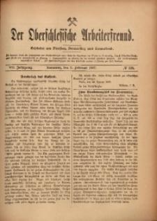 Der Oberschlesische Arbeiterfreund, 1906/1907, Jg. 7, No 129
