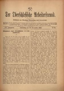Der Oberschlesische Arbeiterfreund, 1906/1907, Jg. 7, No 98