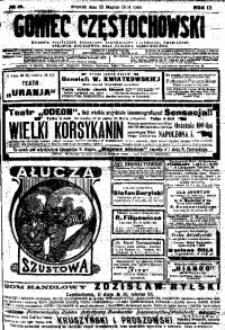Goniec Częstochowski, 1914, R. 9, No 68