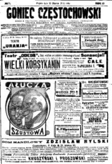 Goniec Częstochowski, 1914, R. 9, No 71