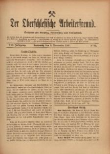 Der Oberschlesische Arbeiterfreund, 1907/1908, Jg. 8, No 94