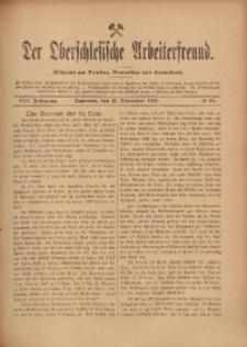 Der Oberschlesische Arbeiterfreund, 1907/1908, Jg. 8, No 95