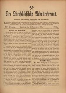 Der Oberschlesische Arbeiterfreund, 1907/1908, Jg. 8, No 102