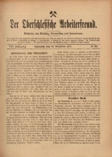Der Oberschlesische Arbeiterfreund, 1907/1908, Jg. 8, No 107