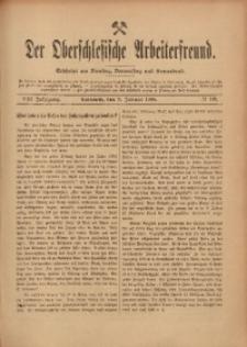 Der Oberschlesische Arbeiterfreund, 1907/1908, Jg. 8, No 119